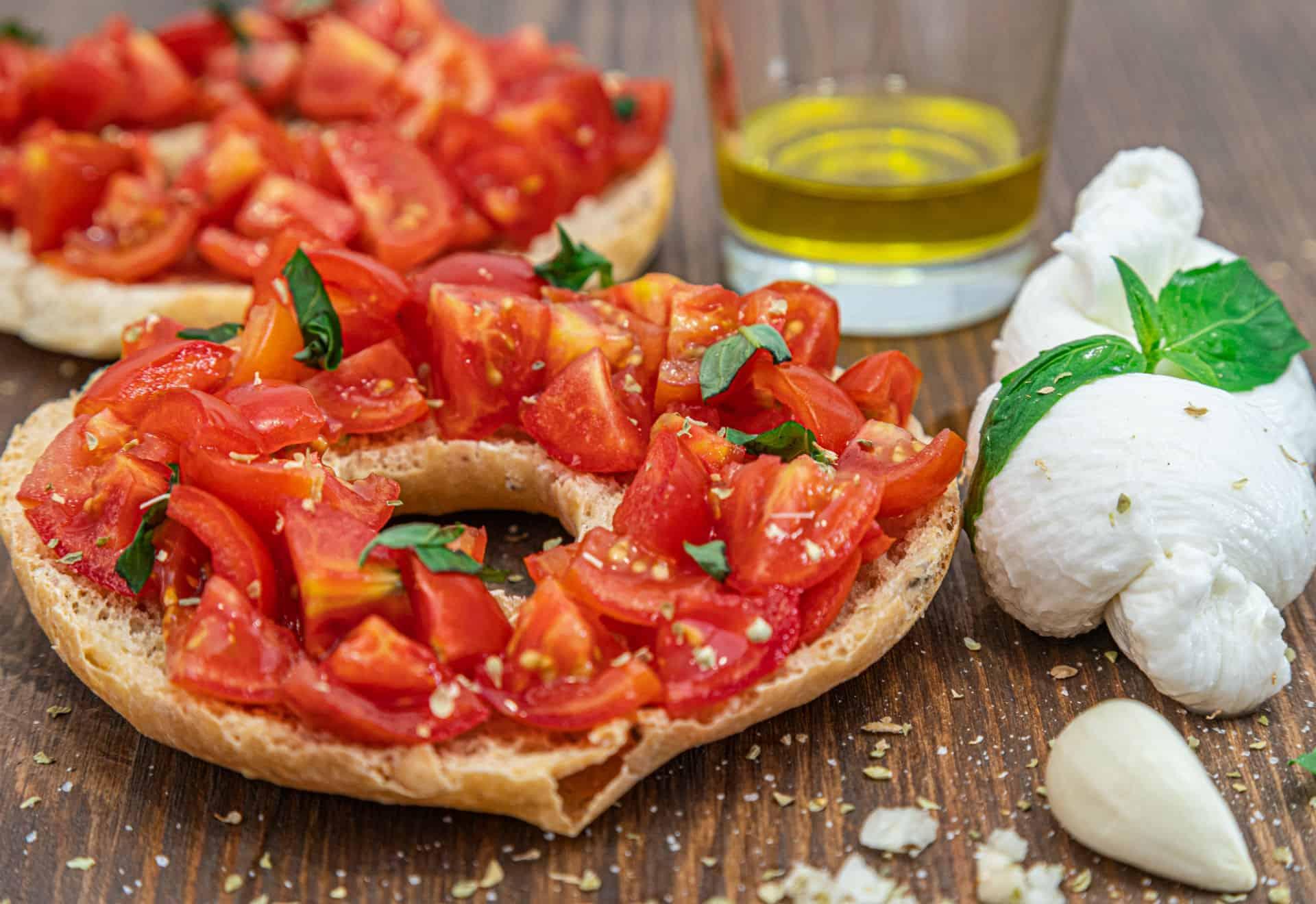 Typical Puglian Food